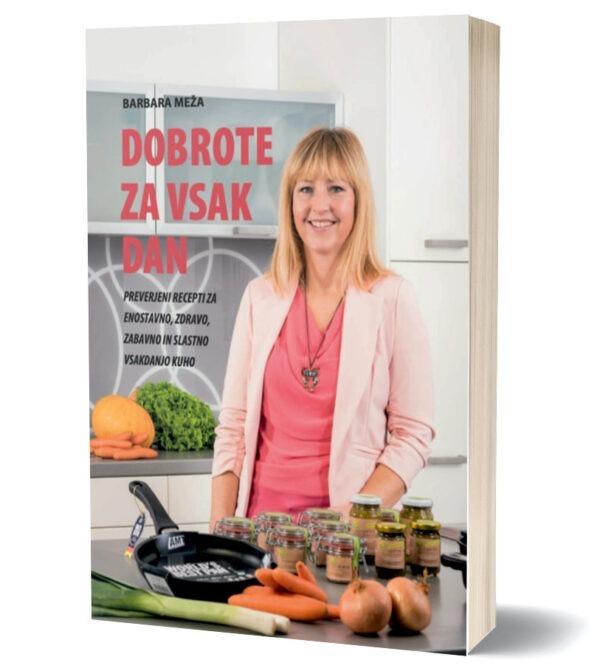 kuharska knjiga dobrote za vsak dan